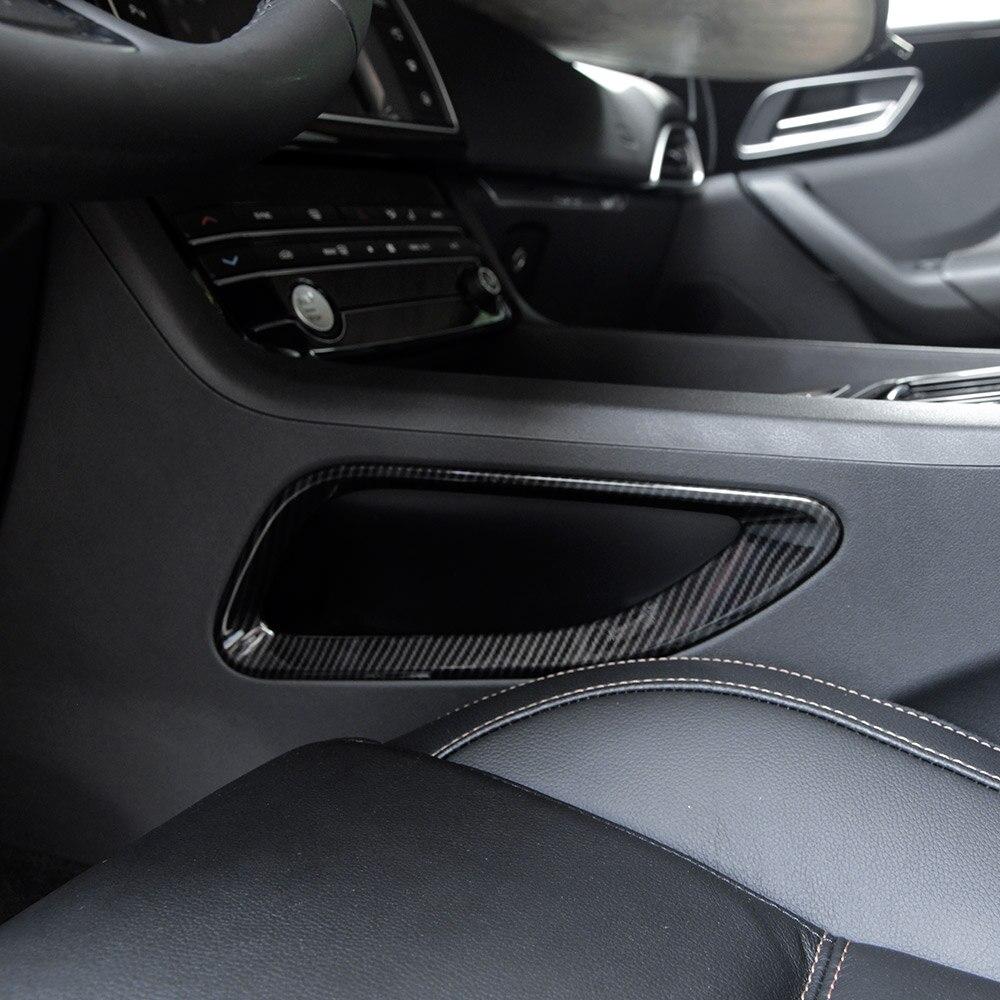 2017 Jaguar F Pace Interior: For Jaguar F Pace F Pace X761 2016 2017 2018 Carbon Fiber