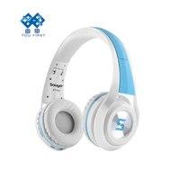 New Wireless Bluetooth Headset Built In Microphone Headset Folding Bluetooth 4 0 Stereo Headset Powerful Bass