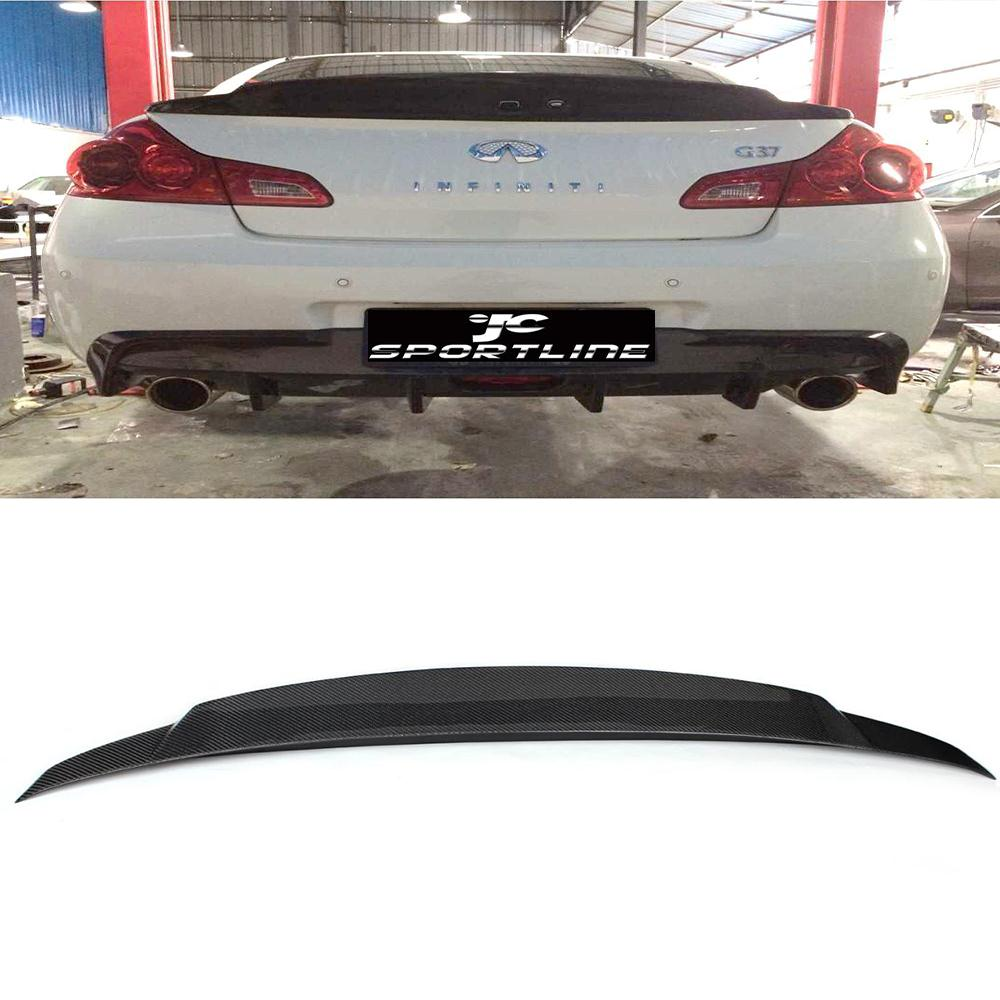 Unpainted rear roof lip spoiler wing for bmw e87 e81 2004 for Wing motors automobiles miami fl