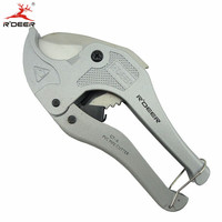 42mm 1 5 8 Pipe Cutter Tool Cutting Knife Ratcheting Aluminum Alloy For PVC PP R