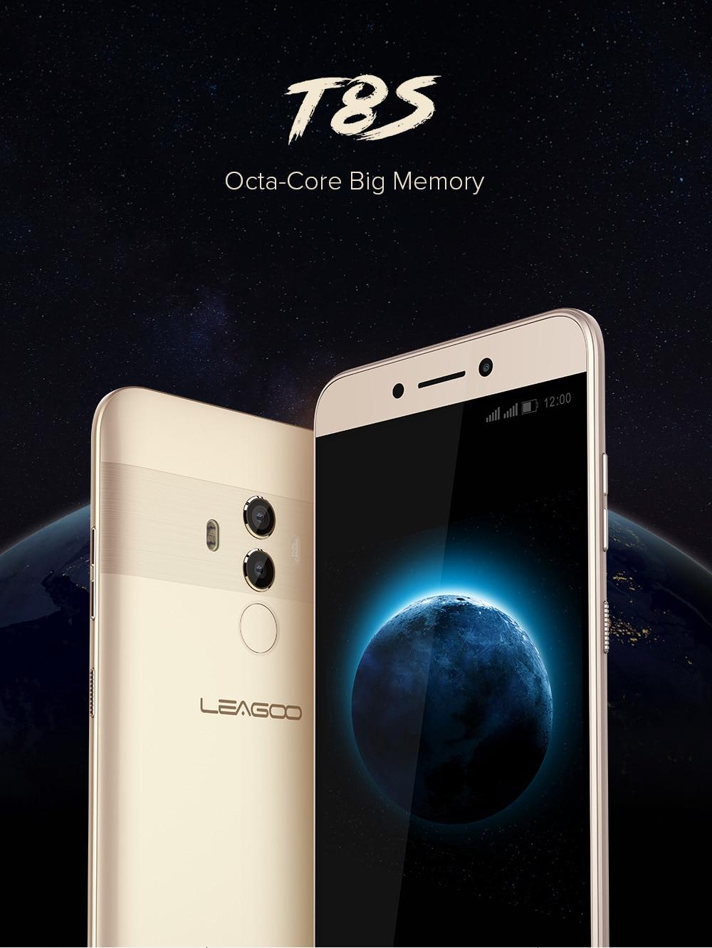 Smartphone 4G Incell LEAGOO 1