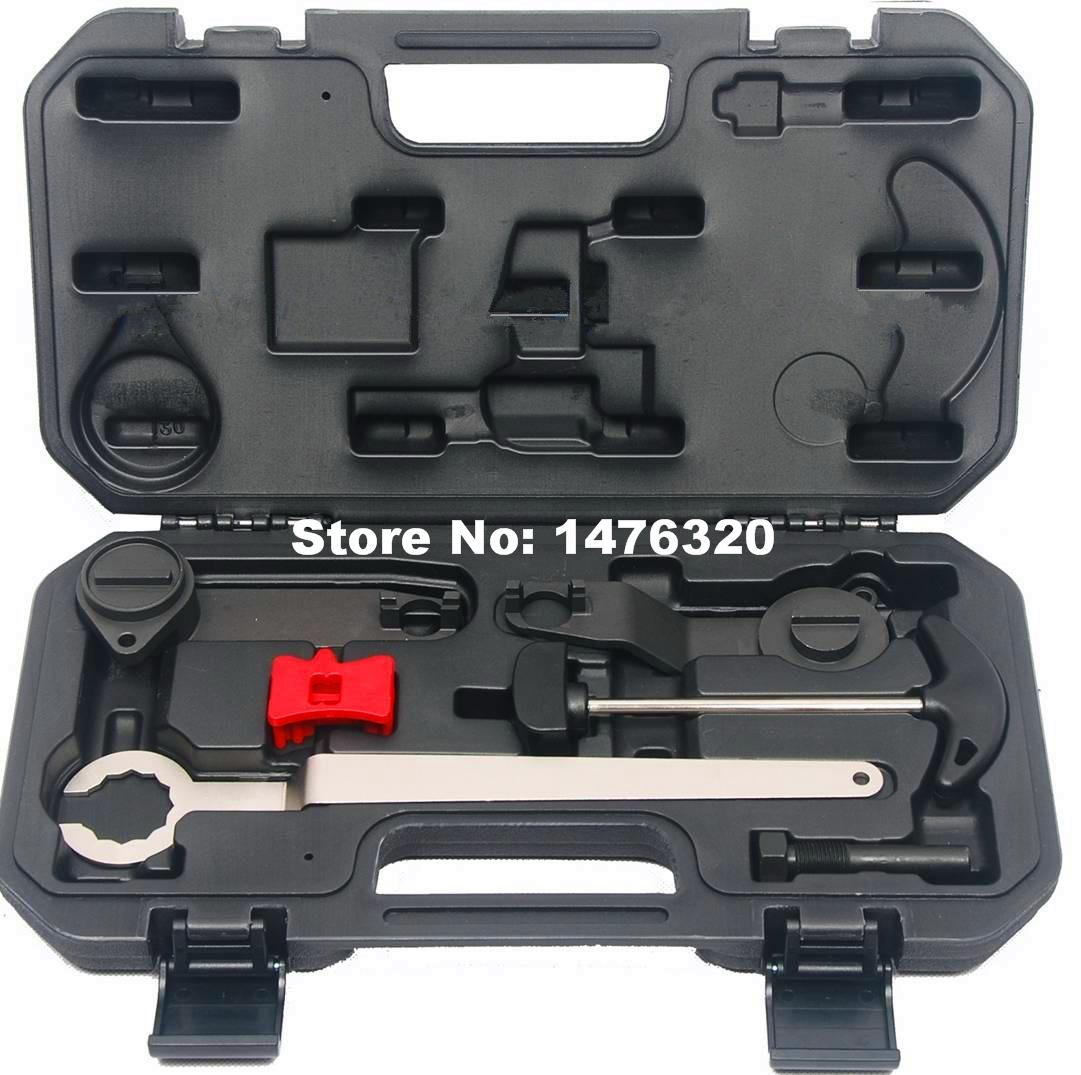 Automotive Engine Timing Camshaft Alignment Tool Set For VW Audi A3 Seat Skoda 1.0/1.2/1.4 ST0241 utool engine timing tool set for land rover 3 0 3 5 4 0 4 2 v8 jaguar 97 08 engine
