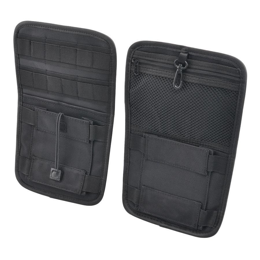 For Harley Touring Saddlebags Organizer Storage Hard Bags Saddle Bag Case Road King Street Electra Glide Sportster Softail