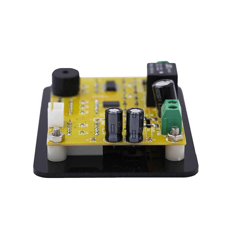 W1411 Многофункциональный цифровой регулятор температуры 12 В постоянного тока три окна дисплей термометр переключатель управления-19C-99C Скидка 40%