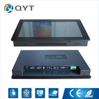 Best Selling Products 18 5 Embedded Panel Pc With Fanless And Noiseless QY 185C JCAB