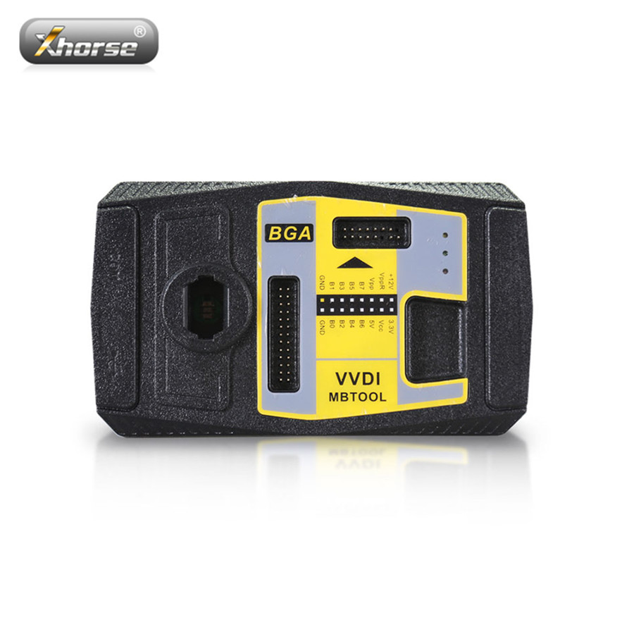 XHORSE V4.1 VVDI MB BGA Tool for Benz Key Programmer Including BGA Calculator Function ForCustomer Bought Xhorse Condor Cutter cheapest latest arrival benz ir code reader mercedes benz key programmer for reading key data mb key programmer free shipping