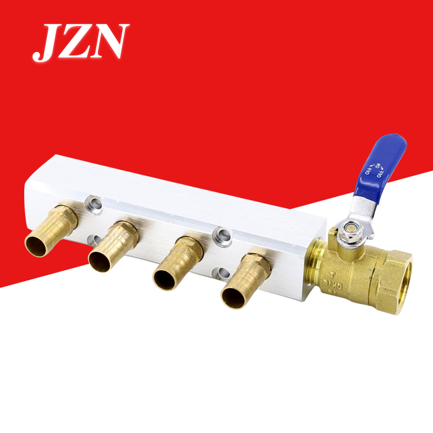 Gas line discharge distributor water pipe joint nozzle water pagoda multi-pass oil water road 4 gas block 2/3/4/5/6/7/8/9/10 falcon 535130132 gas thermostat copreci type gt 354 gas inlet pipe flange 21mm bypass nozzle 0 95mm