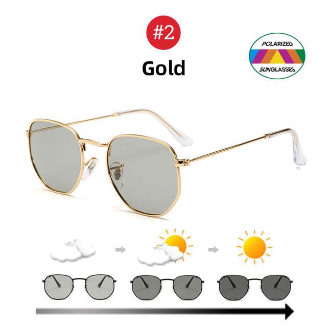 Vova | Moda Okulary polaryzacyjne fotochromowe Okulary