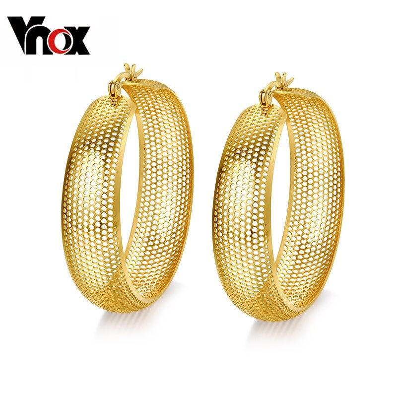 Cool Golden Girls Small Gold Hoop Earrings By JillsJewelsOriginals