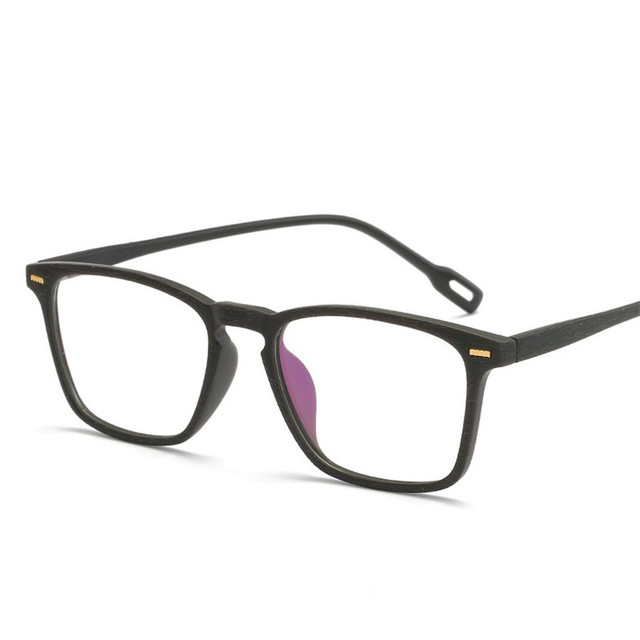 aeb3c249b9 N162 Men and women Big Square Spectacles Fashion Ultra Light Flexible  Acetate TR90 Glasses Frames