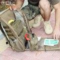 MOLLE Militar Mochila de Primeiros Socorros Camuflagem Assalto Mochila de Viagem Mochila Carry Ferramenta de Sobrevivência de Emergência Médica
