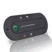 EDR Беспроводной Bluetooth Handsfree Car Kit многоточечная Громкая связь MP3 музыкальный плеер для смартфонов IPhone телефонах Android новый