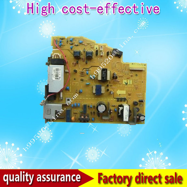 Printer Power Supply Board FOR HP 1020 1018 LBP 2900 RM1-2315 110V  RM1-2316 220V printer parts