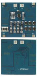 Image 4 - 4 S 12A 12.8 V LiFePO4 BMS/PCM/PCB pil koruma devre 4 Paketleri için 18650 pil hücresi w /denge