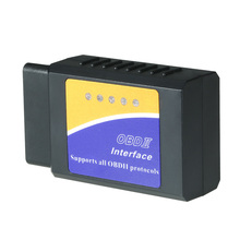 Kkmoon ELM327 V2.1 Bluetooth Автомобильный сканер OBDII автомобильный диагностический инструмент OBD II для Toyota Ford Peugeot, BMW Mercedes Benz