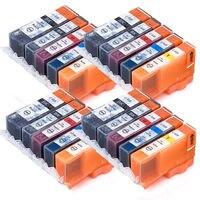 20x PGI 525 CLI 526 XL Ink Cartridges for CANON PIXMA IP4850 IP4950 MG5150 MG5250 MG5350 MG6150 MG6220 MG6250 MG8150