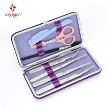 Starscolors Eyelash Extension storage case Tools Kits Sets E
