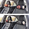 2pcs/lot Universal Car Seat Neck Rest Pillows Headrest Seat Covers Supports Auto Cushion Super Hero Series