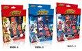 Caja original 2017 nueva muñeca futuro caballero reloj building blocks juguetes de los ladrillos ninja super heroes regalo compatible con lego higos