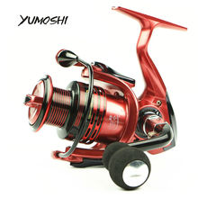 Yumoshi new wire cup All metal rocker arm 1000-7000 series spinning reel without clearance fishing reel
