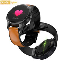 X361 SmartWatch Android phone 1.6 inch Camera Heart Rate 4g GPS Map smart watch men Waterproof MP3/MP4 player PK KW88 Z28(China)
