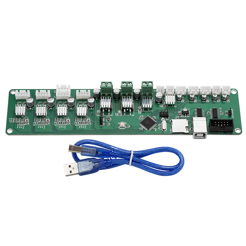 BLEL Hot For Tronxy Mainboard Melzi 2.0 1284P Motherboard 3D Printer Controller PCB Board