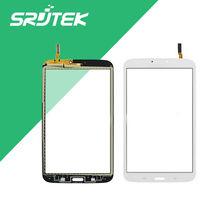 8 pulgadas Blanco Para Samsung Galaxy Tab 3 8.0 T310 Tablet Pc de Pantalla Táctil Digitalizador Del Sensor de Cristal Piezas Repalcement + Número de seguimiento