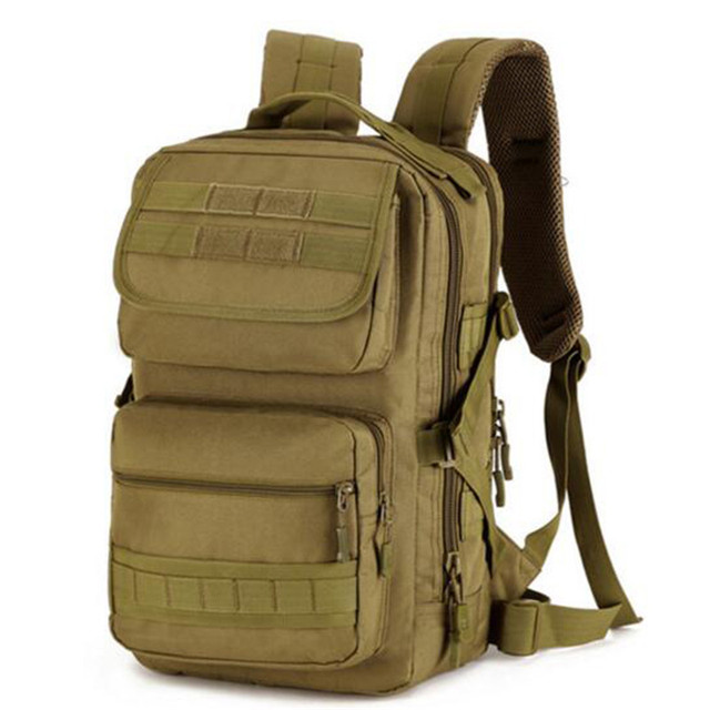 Men bags fashionable leisure backpack military enthusiasts 25 litres combined travel bags computer camouflage bag Fashion luxury