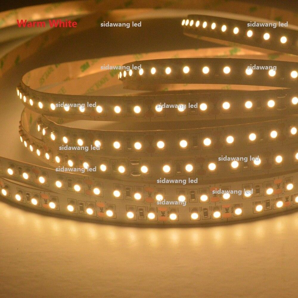 CRI> 95 + Ra 10 ミリメートル LED ストリップライト 3528SMD DC12V 5 メートル 120 leds/メートル IP20 柔軟なストリップ LED 照明小狭いスペース  グループ上の ライト & 照明 からの LED ストリップ の中 1