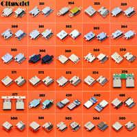 Cltgxdd 30 моделей Micro USB Type C Разъем для мобильного телефона женский зарядный док-порт разъем Type-C USB разъем для Xiaomi 5