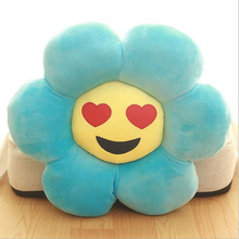 Hot Sale Cute Flowers Stuffed Plush Toy Soft Pillow Cushion Gift For Childrens or Friends