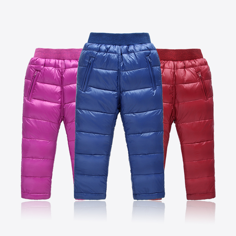 Retail-Children-Girls-Boys-Winter-Snow-Boot-Cut-Pants-Baby-Solid-5-Colors-Panties-Kids-Clothes-for-Christmas-Free-Shipping-2