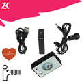 Earlobe Pulse Sensor Meter USB Heart Rate Finger Clip Monitor