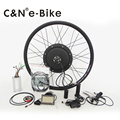 48v 750w LCD dispaly electric bike hub motor kit / bicycle conversion kit sale from china