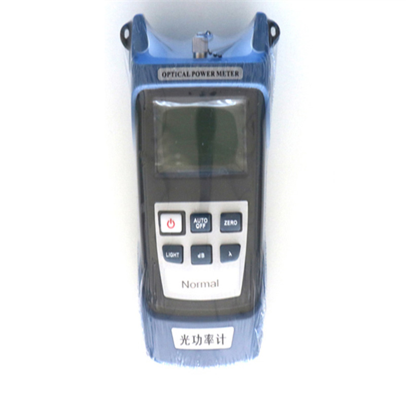 Image 5 - 2 in 1 FTTH Fiber Optic Tool Kit Fiber Optical Power Meter And  VFL 5km 1mW Visual Fault Locator Fiber Optic Pen free shipping-in Fiber  Optic Equipments from Cellphones