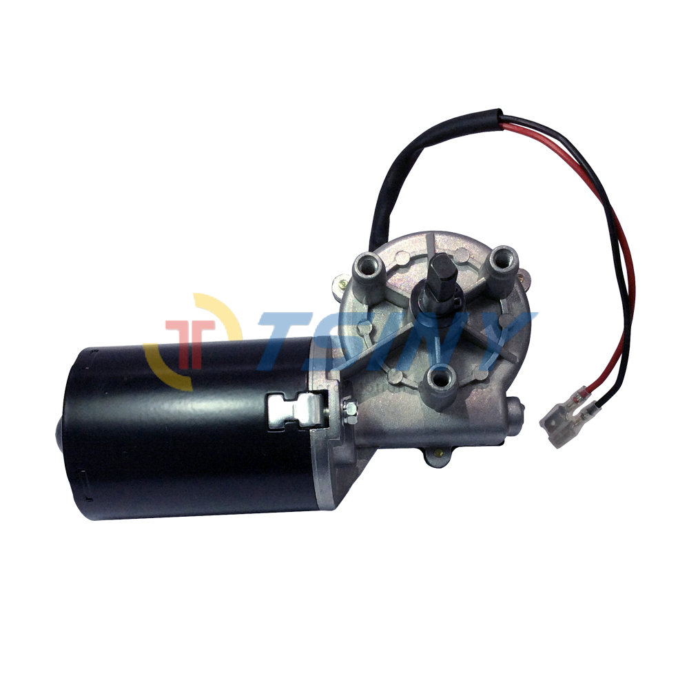 Dc Gear Motor Garage Door Raplacement 24v Electric Right Angle