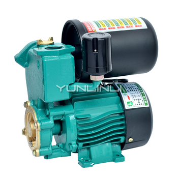 Automatic Microcomputer Household Self-priming Water Pump 220V 200w/280w/370w Hot And Cold Water Pipe Tap Water Booster Pump