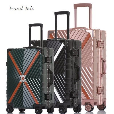 Travel tale High quality wear-resisting new fashion Rolling Luggage Spinner brand Travel Suitcase 20/24/26/28Travel tale High quality wear-resisting new fashion Rolling Luggage Spinner brand Travel Suitcase 20/24/26/28