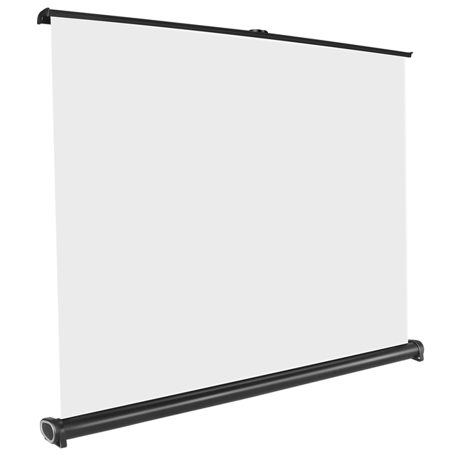 Movie Screen 30 inch 16:9 Home Cinema Projector Screen Pull Screen ...