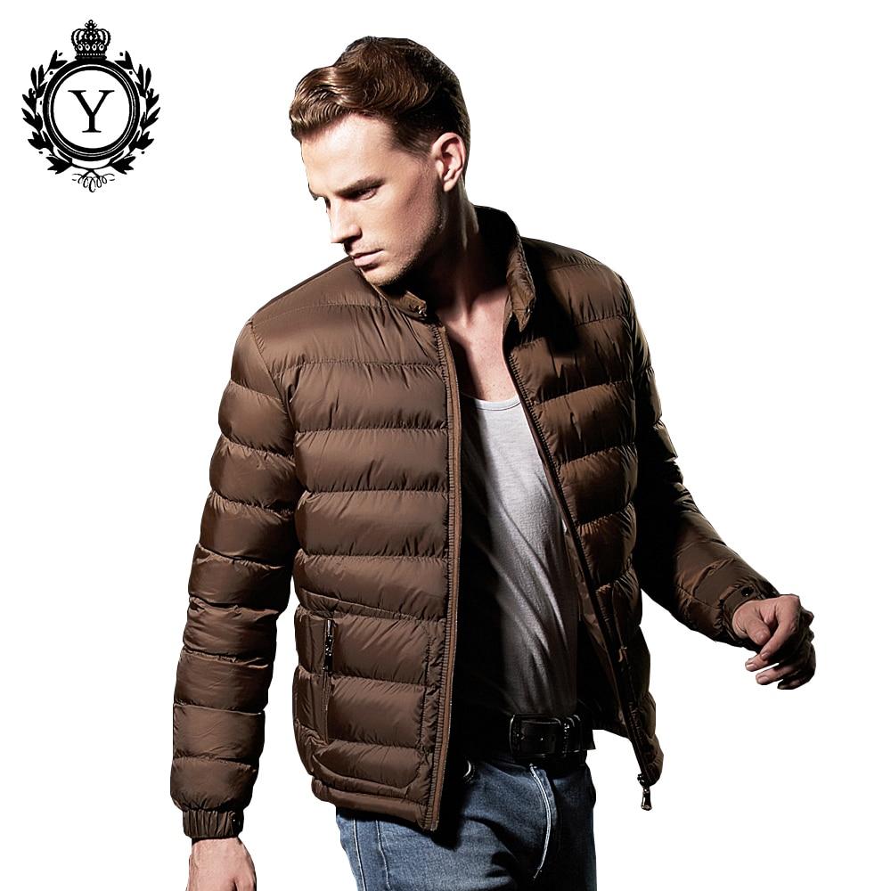 2018 COUTUDI Nueva chaqueta de primavera y otoño para hombres - Ropa de hombre - foto 2