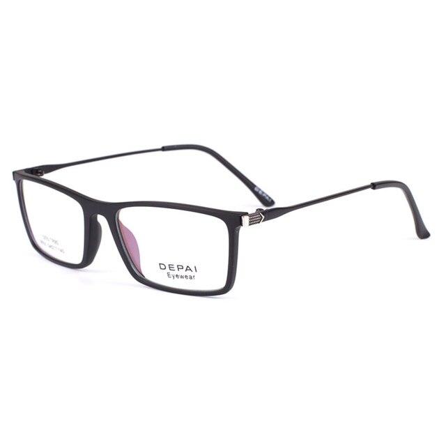 Ultra light vintage tr90 scrub black hawkmoths glasses frame myopia ...