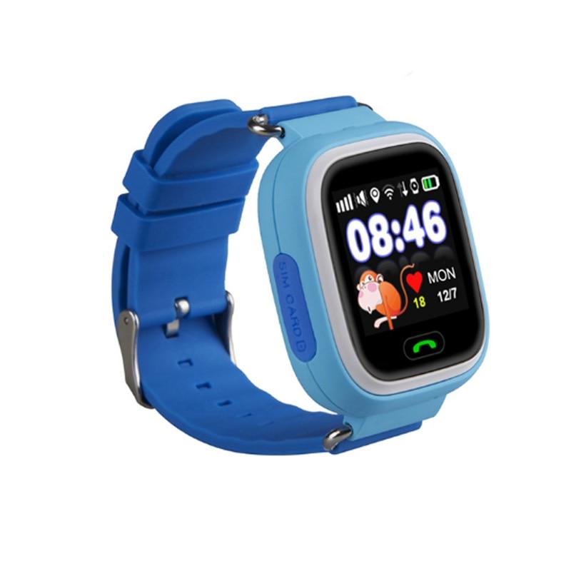 Innovative products 2018 gps kids tracker smart watch jav watch phone