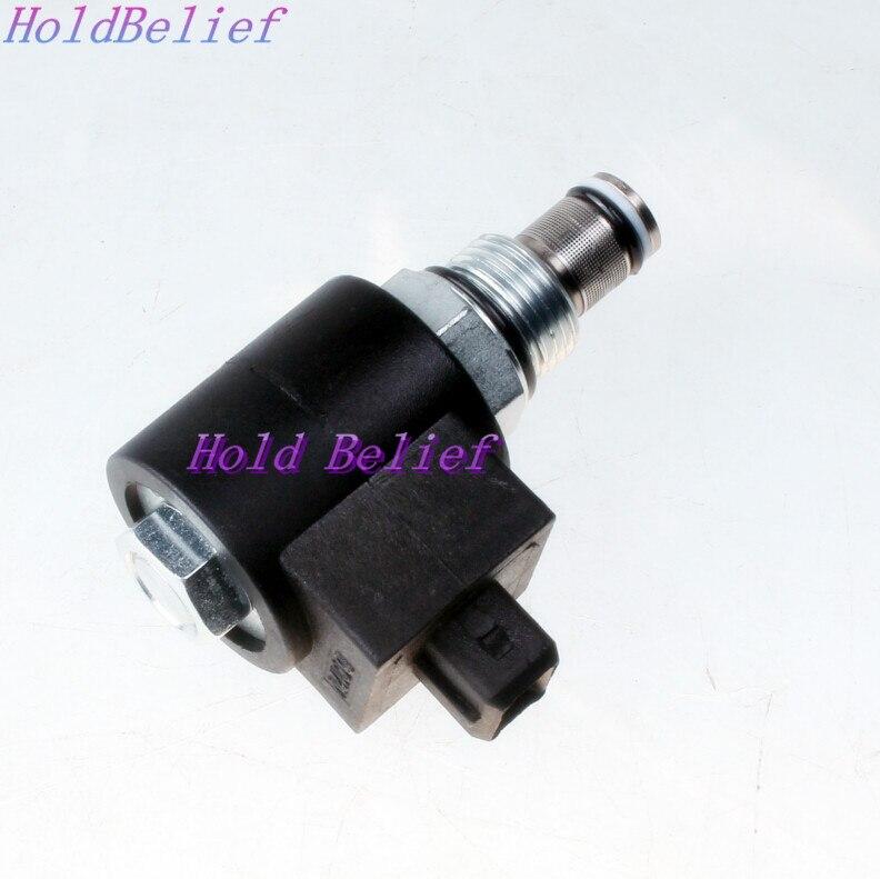 New Solenoid Coil 25-974628 6401312 for JCB Construction 3CX PC 4C444 12V new original sensor cx 444