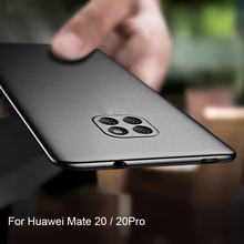 Case for Huawei Mate 20 Pro Cover Soft Silicone Case Ultra S