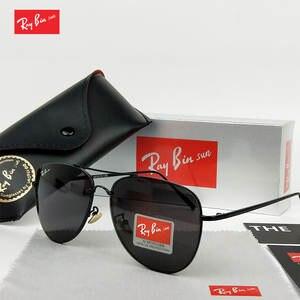 c0c225d37180 Ray Bin Sun Sunglasses Men Mirror Vintage Sun Glasses Male