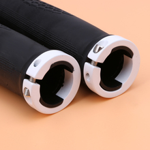 Ergonomic MTB Road Cycling Skid-Proof Grips Anti-Skid Rubber Bicycle Grips Mountain Bike Parts Lock On Bicycle Handlebar Grips