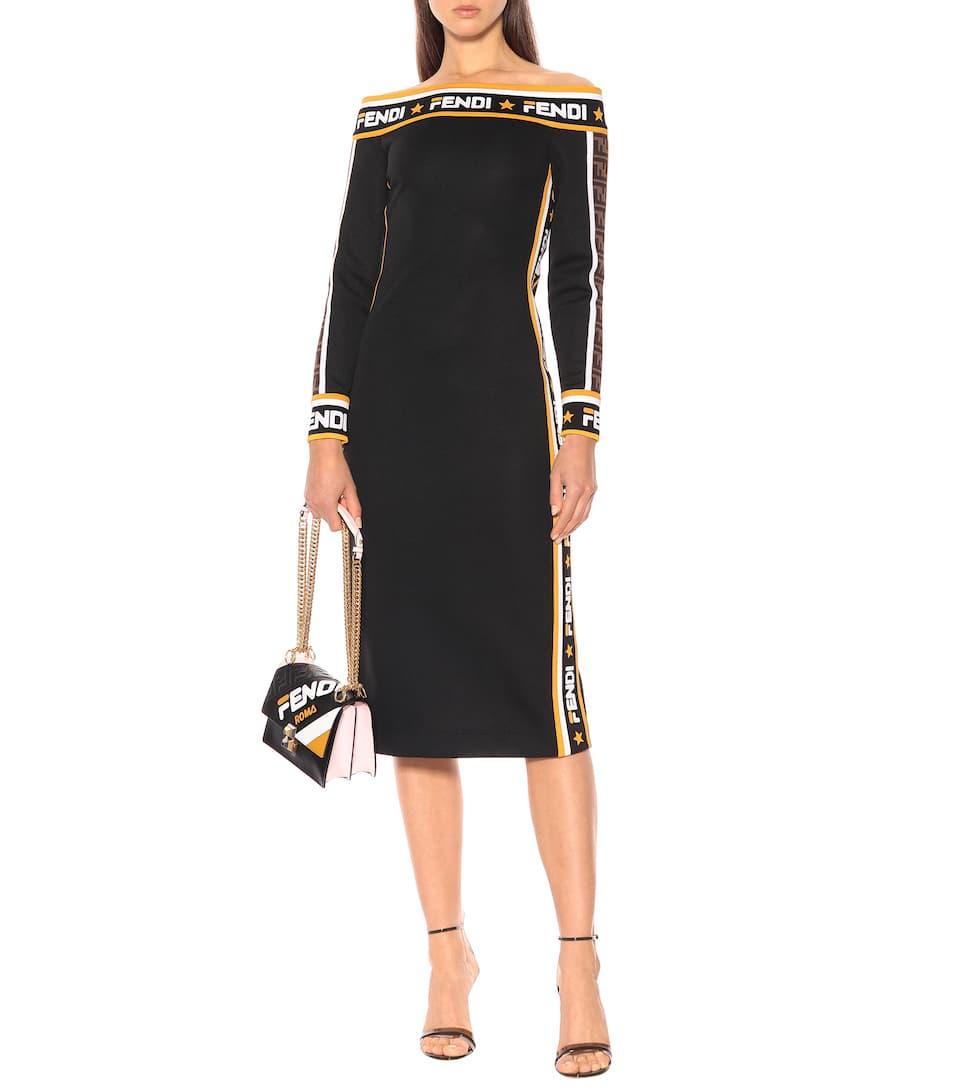 De Style Bandage Con Femmes Mode Cou Nu Gros Robes Robe L'épaule Celebrity Corps Slash Nouveau En Dos Sexy G0152 Hors Noir Pub E4wqngK0