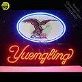 Неоновая вывеска для Yueng Eagle неоновая лампочка вывеска ручной работы вывеска из настоящего стекла Прямая поставка персонализированные неон...