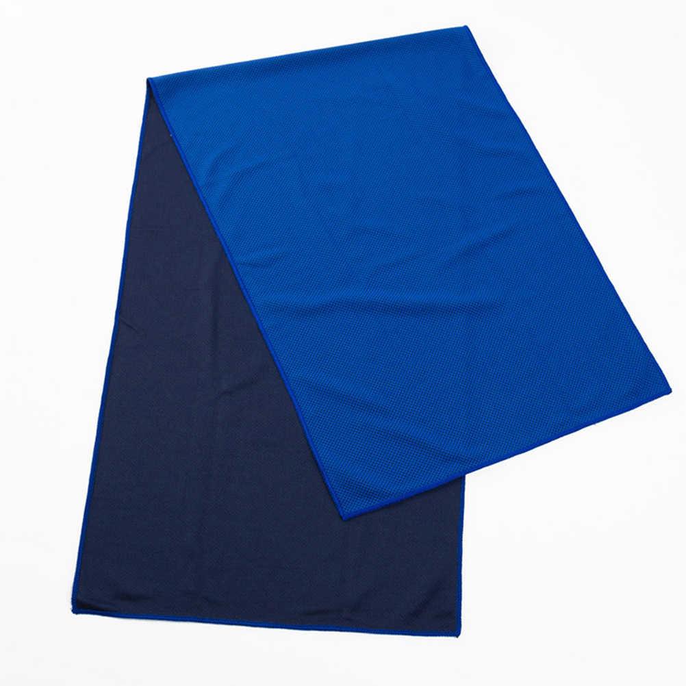3 قطعة منشفة تبريد الباردة الفورية سريعة الجافة التجفيف السريع سريعة الجافة الرياضة السباحة ماصة عرق ماصة الشاطئ منشفة