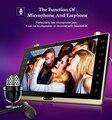 2017 novo hd móvel dvd player portátil dvd players, mini TV MP4 player de Vídeo Rádio FM Presente para os pais Ópera Jogador Freeshipping